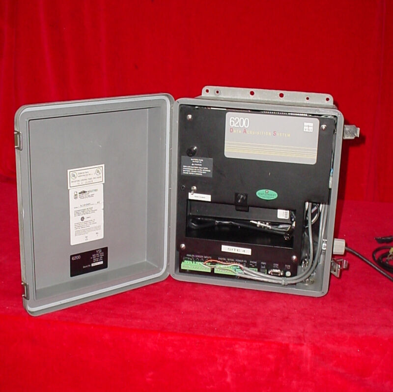 Endeco YSI 6200 Series Data Acquisition System w/ EcoWatch, Meterological Sensor