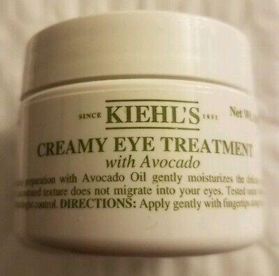 Kiehl's Avocado Eye Treatment 0.95 Oz Lrg Sealed New Batch Code 18R8 Exp 08-2021