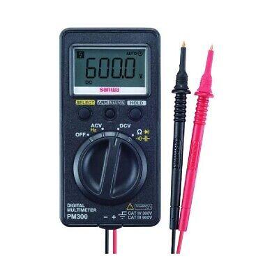 Sanwa Pocket Type Digital Multi Meter Pm300