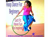 Hula Hoop - Beginner 6 week course January 8th 6pm