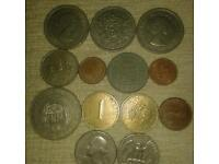 Selection of old coins maybe rare