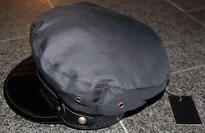 DSQUARED2 S/S 2013 CAB DRIVER HAT CAPI HUT MÜTZE CAP KAPPE PAPERBOY M CAPELLO