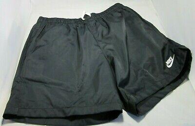 Nike Sportswear Flow Short Herren Badehose schwarz Gr. M
