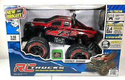 New Bright 1:10 R/C Full-Function 9.6V Colorado Truck Best Toy for Kids (Best Trucks For Kids)