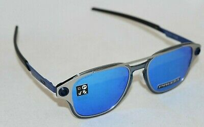 Oakley Coldfuse OO6042-0452 Satin Chrome w/ Prizm Sapphire Lens. New In Box. for sale  Shipping to India