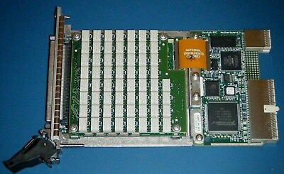 Ni Pxi-2569 General Purpose 100-spst50-dpst Switch Module National Instruments