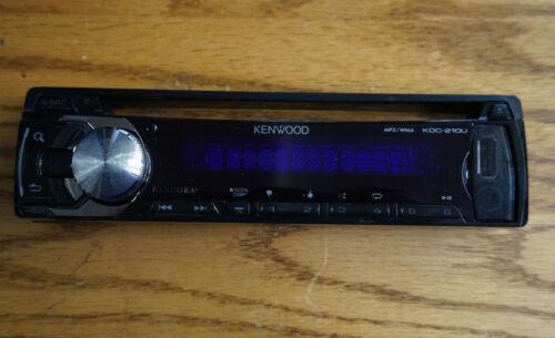 KENWOOD  KDC-210U FACEPLATE