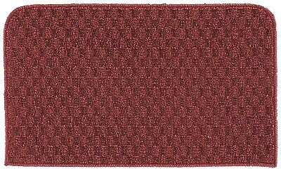 Town Rug (Garland Rug Town Square Kitchen Slice Rug, 18-Inch by 30-Inch, Chili)