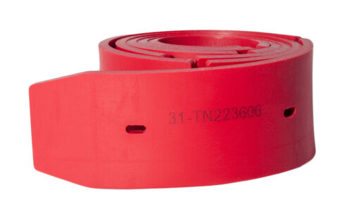 Cardinal Red Gum Front Squeegee replaces Tennant 223606