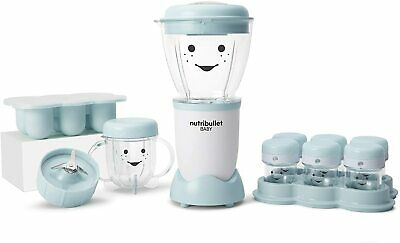 Baby Bullet 18 Piece Complete Baby Food Making System