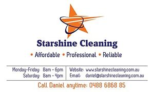 Starshine Cleaning - Affordable & Reliable End of Lease Cleaning Caroline Springs Melton Area Preview