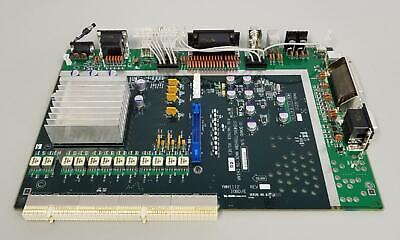 Siemens Acuson Antares P.e Ultrasound Io Board 7467603 Rev 00