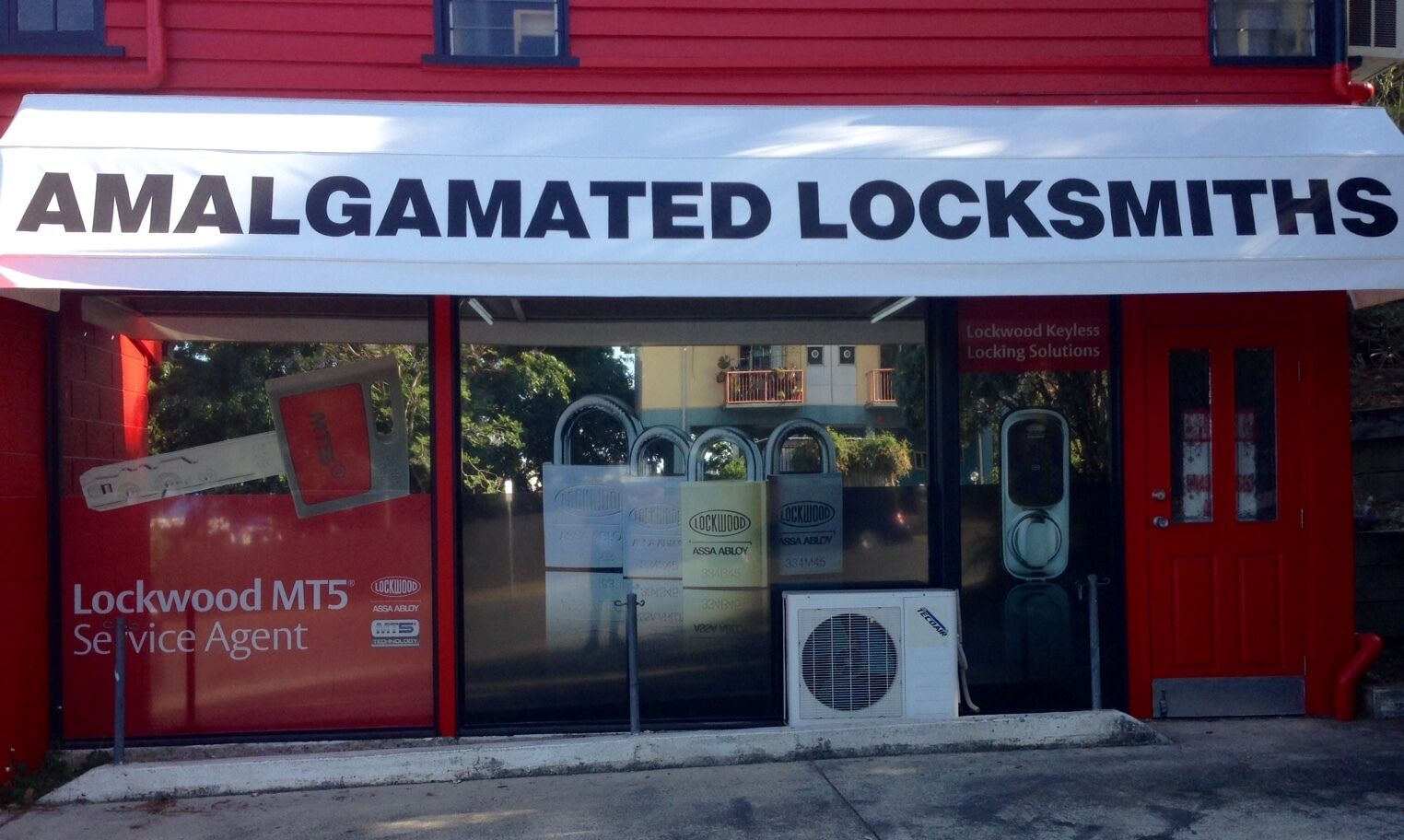 Amalgamated Locksmiths