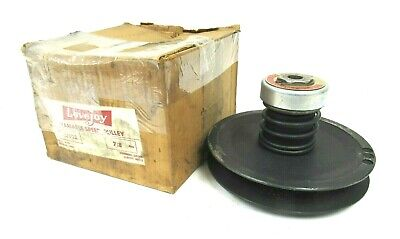 New Lovejoy 11902 Variable Speed Pulley 78 Bore