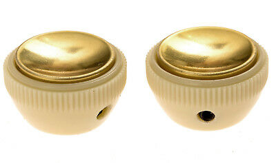 Teacup Vintage Style Knob Set (2) Series fits to Höfner ®