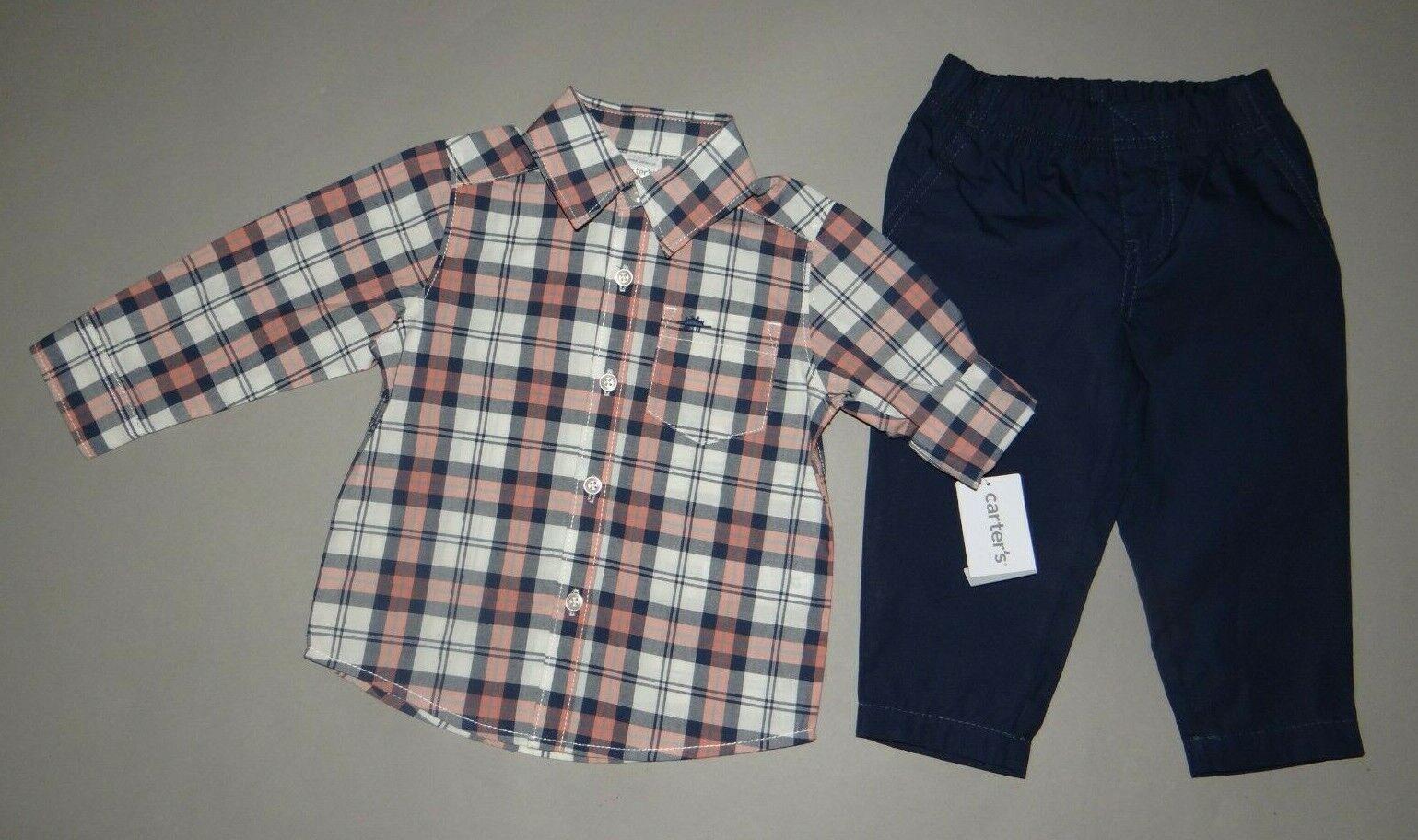 Baby/Toddler boy clothes, 5T, Carter's 2 piece set/SEE DETAI