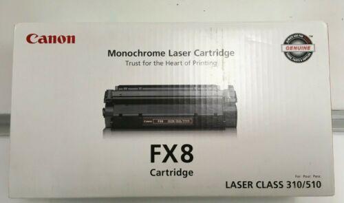Genuine SEALED  Canon FX8 Cartridge 8955A001AA (B)