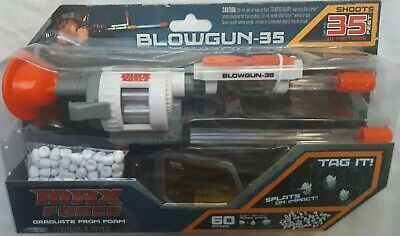 BLOW GUN DARTS Replacement Pack of 10 Refill Spearhead Ammo 40 Cal Target SP-10