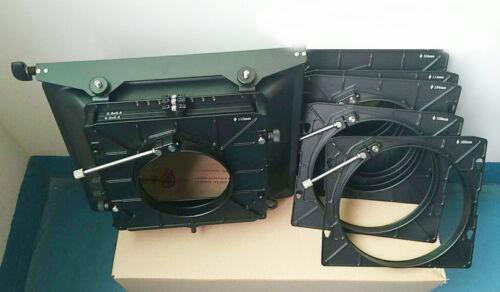 Lmb-26 125mm-162mm 6.6*6.6 Angle Matte Box For Arii Lmb-6 Lmb-25 Ultra Prime 8r