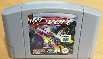 Revolt for Nintendo 64 N64 PAL Cartridge Only Akklaim