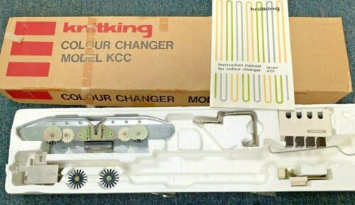 KnitKing Single Bed Color Changer KCC for Brother Knitting machine INCOMPLETE