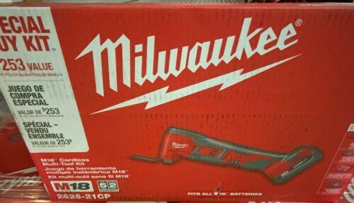 Milwaukee M18 Oscillating Multi Tool Kit 18 Volt Lithium Ion Cordless