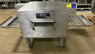 Middleby Marshall Ps636g 24 - Conveyor Pizza Oven Nat. Gas Fully Refurbished