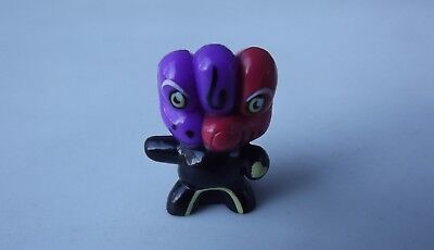 Extremely Rare GoGos Crazy Bones Series 1 Most Wanted Fist (Gogos Crazy Bones Series 1 Most Wanted)