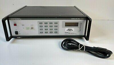 Noisecom Ufx-7110 Programmable Noise Figure Analyzer Generator 2595