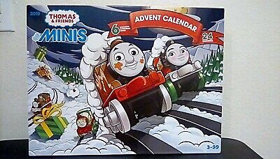 NEW Thomas & Friends Fisher-Price 24 Minis Engines, Train Advent Calendar 2019