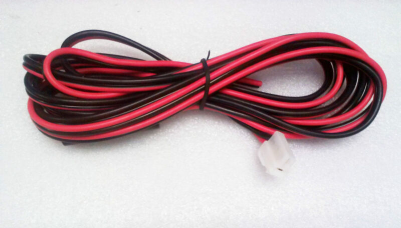 Power Cord - Dual Fused Heavy Duty 10 guage wire for Stryker and many more