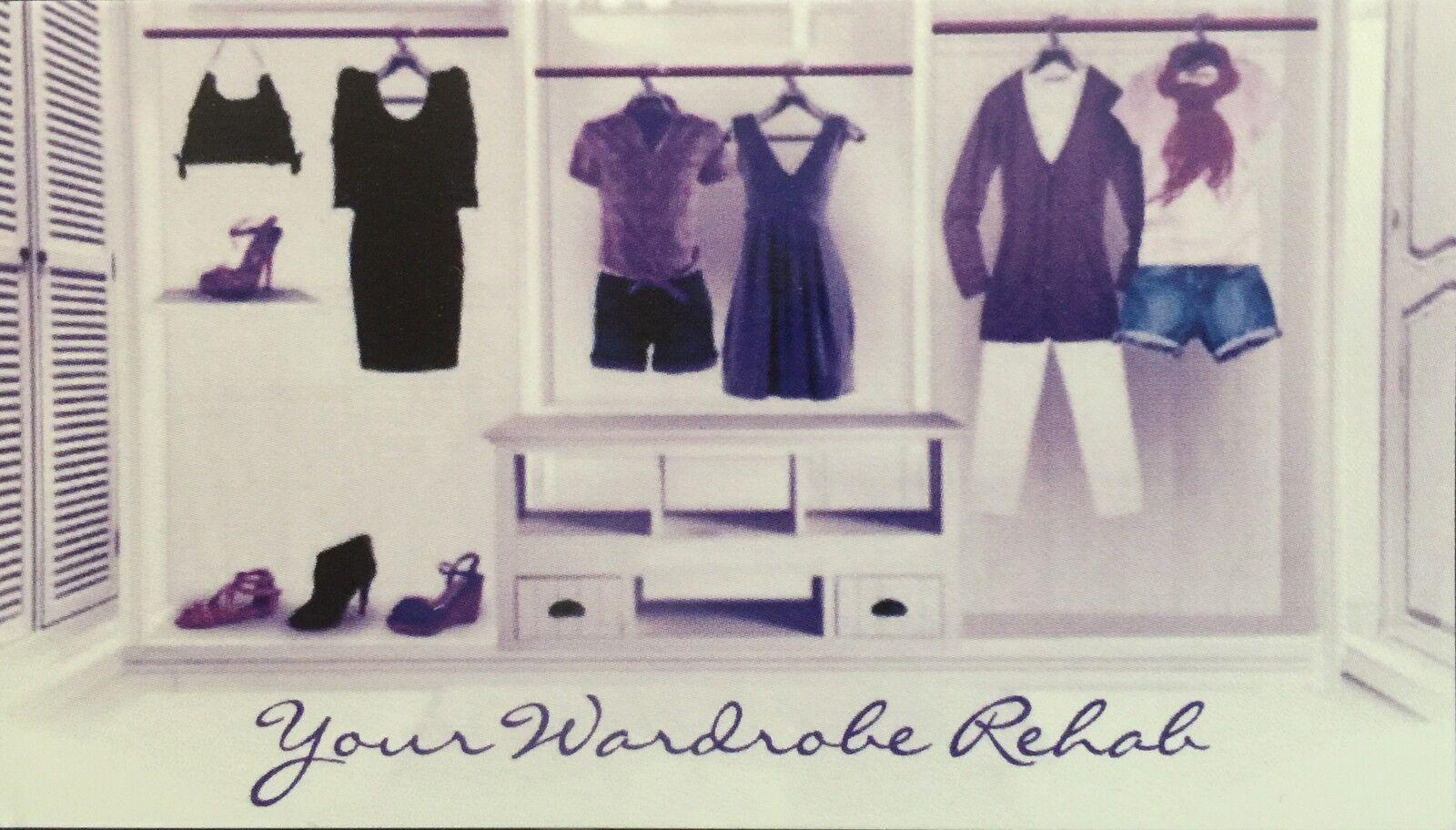 Your Wardrobe Rehab