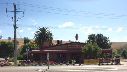 Pub lease Albion hotel
