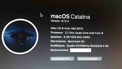 UPGRADE iMac 21 & 27 2009 - 2010 - 2011 Nvidia Quadro K2100M Card 2GB GDDR5 GPU