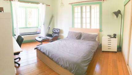 Massive Master bedroom in leafy surrounds with BIR and LUG $150pw