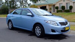 2008 Toyota Corolla Sedan Wattle Grove Liverpool Area Preview