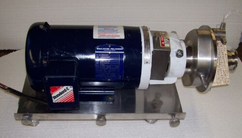 Fristam FPX712-130 Centrifugal Pump 2hp 3ph with cover