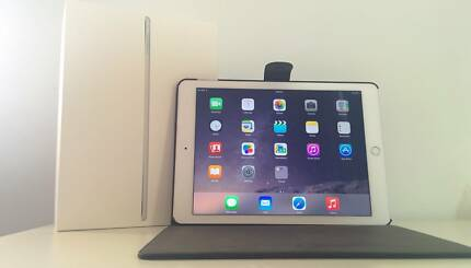 iPad Air 2 64GB WIFI+4G (SILVER) **PERFECT CONDITION** RRP $989 West End Brisbane South West Preview