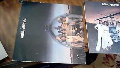 ABBA - Arrival LP. SD 18207. VG+ vinyl - nice