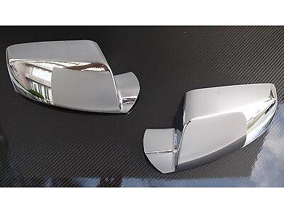 OE 2010-2016 Chevrolet Equinox + GMC Terrain Chrome Mirror Cover 19212927