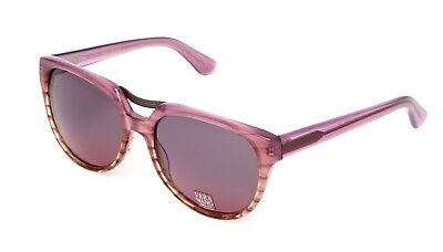 Vera Wang Aminda Women's 100% UV Lavender Sunglasses 1023