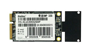 SATA Mini PCIE KingSpec SSD 32GB for ASUS Eee PC 1000 S101 900 901 900A