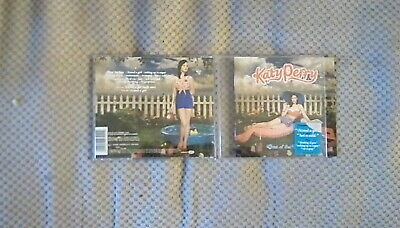 Katy Perry -One Of The Boys cd