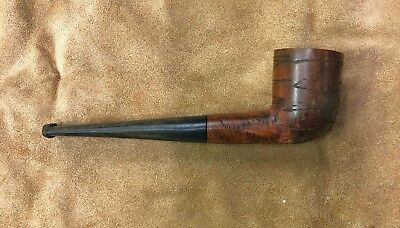 - Algerian Briar Wood Vintage Unfiltered Uncleaned Unsmoked Tobacco Smoking Pipe