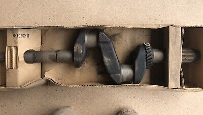 Nos John Deere Model B Crankshaft Ab3509r Tractor Engine Crank
