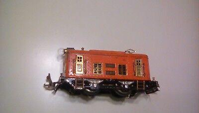 Lionel 248 prewar  orange engine
