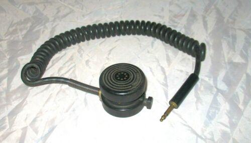 VINTAGE US NAVY WW2 TYPE CTE M92/U MICROPHONE