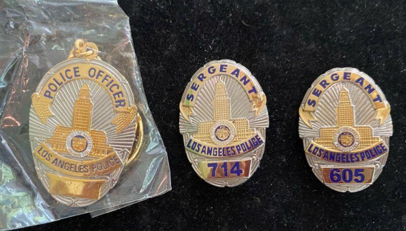 LAPD Keychain