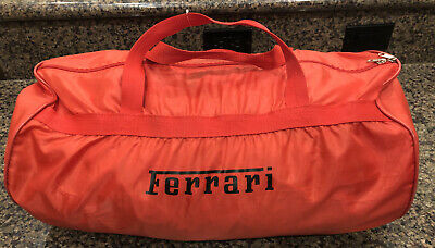 Genuine Ferrari 458 488 F142 Spider Satin Indoor Car Cover With Bag OEM