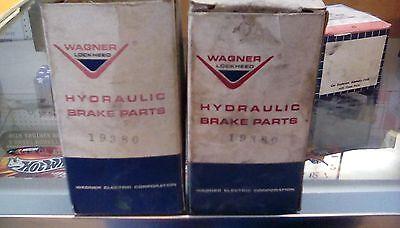 """Vintage Wagner Lockheed Brake Parts Ad BRAKES SHOT Toy Snap Gun 9.5/"""" VF 8.0"""